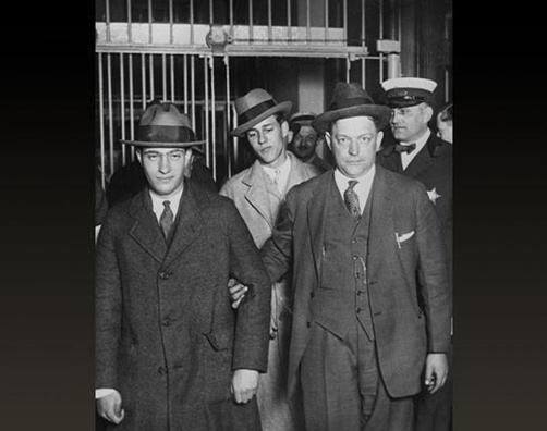 1924 年,美國著名的李奧波德與勒伯案